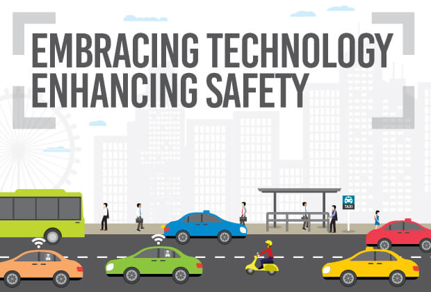 Embracing Technology Enhancing Safety
