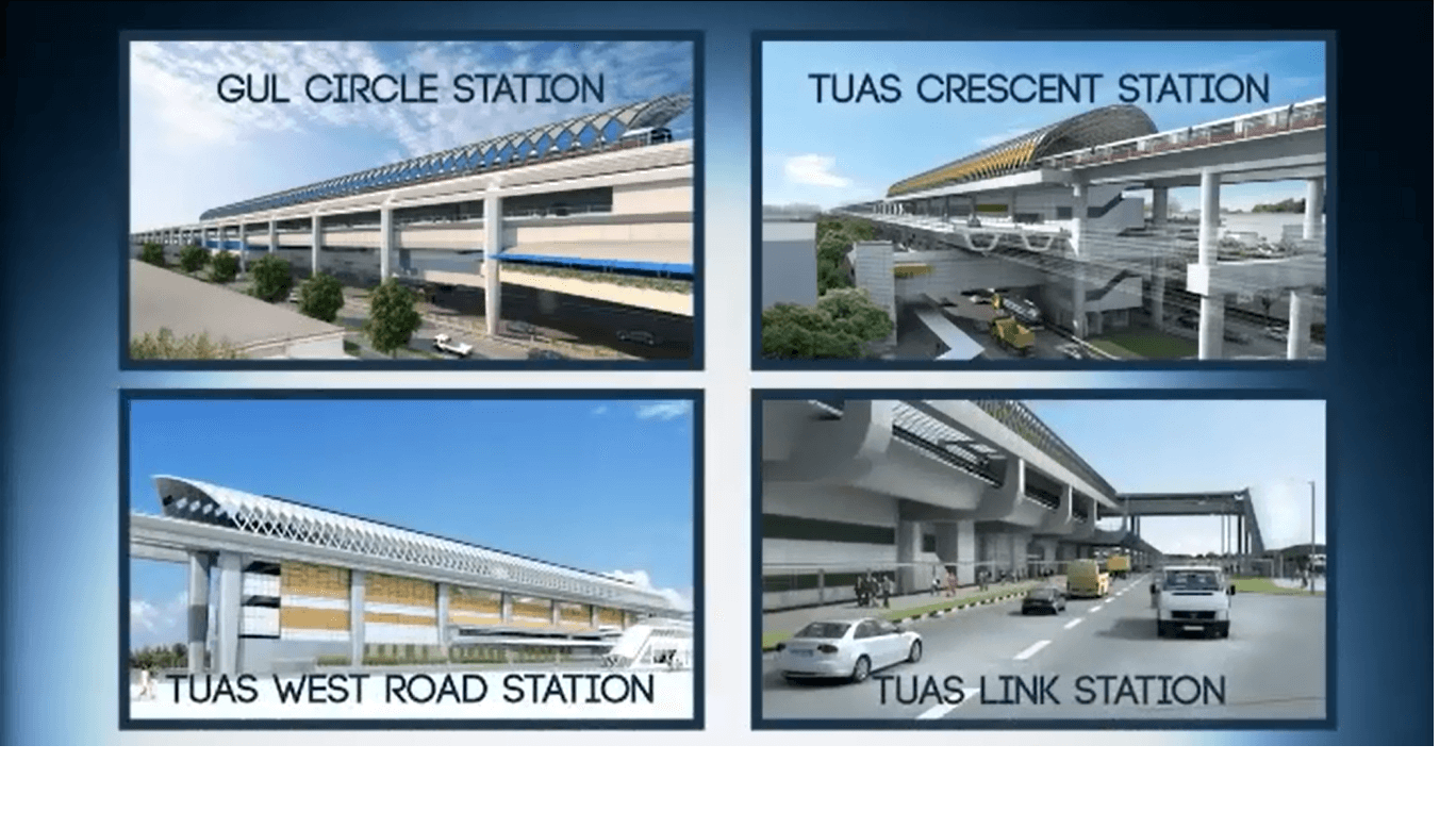 Unveiling the Tuas West Extension