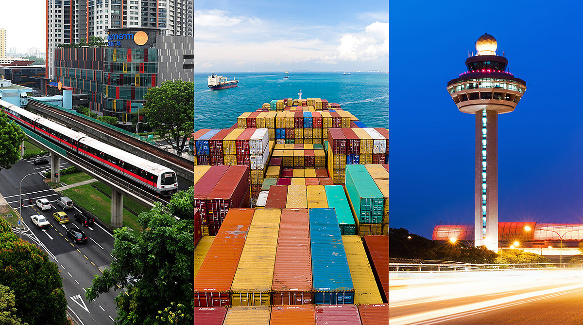 economics of transport in singapore In southeast asian countries (sea), road transport accounts for the main energy consumption and co2 emission air pollution is a major concern in densely populated cities such as bangkok, manila, and kuala lumpur.